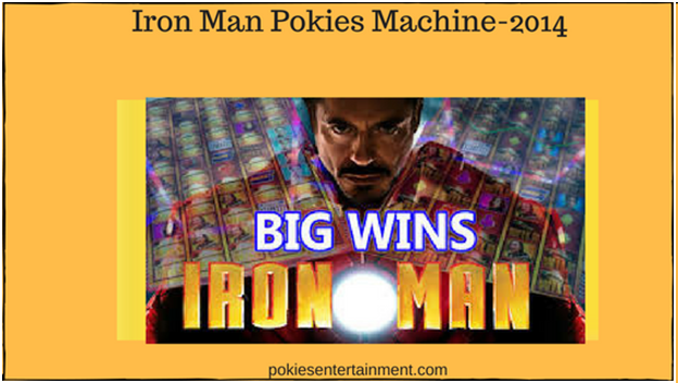 Iron Man pokies