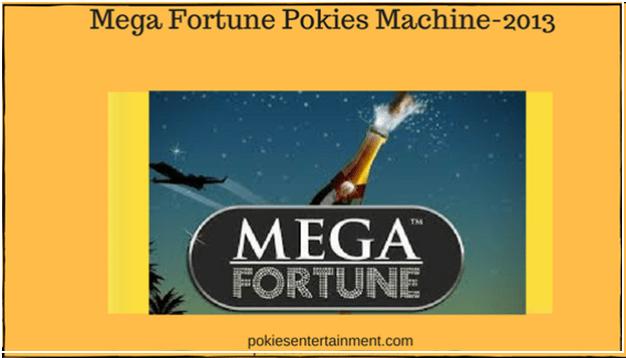 Mega Fortune Pokies
