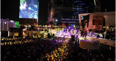 World's largest Music and Entertainment venue
