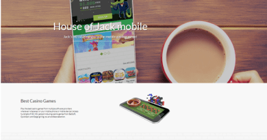 House of Jack Mobile games