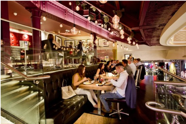 Heliot Steakhouse