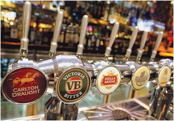 Las Vegas Bar