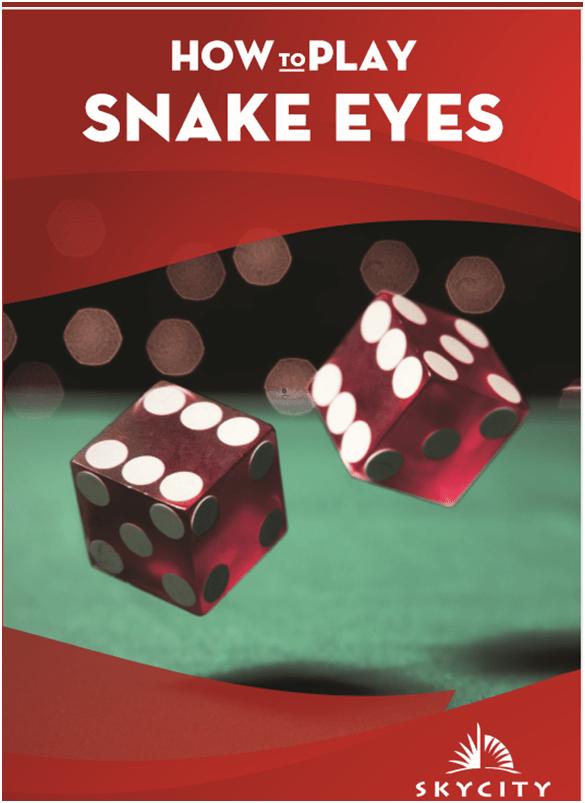 How to play Snake Eyes at Sky City Darwin