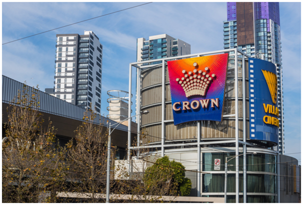 Crown Casino High Roller
