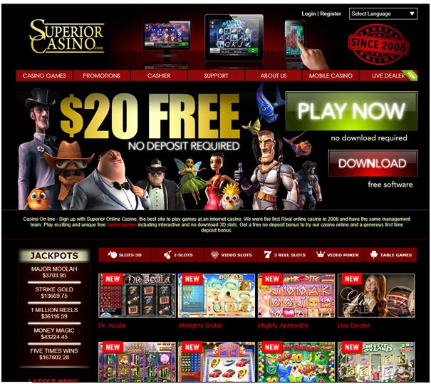 Pokie place casino