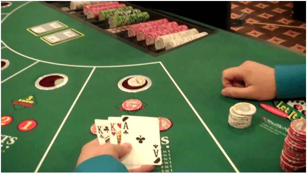 Five Las Vegas casinos to play Let It Ride