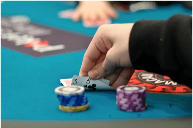 Texas Hold'em / Let it Ride Poker