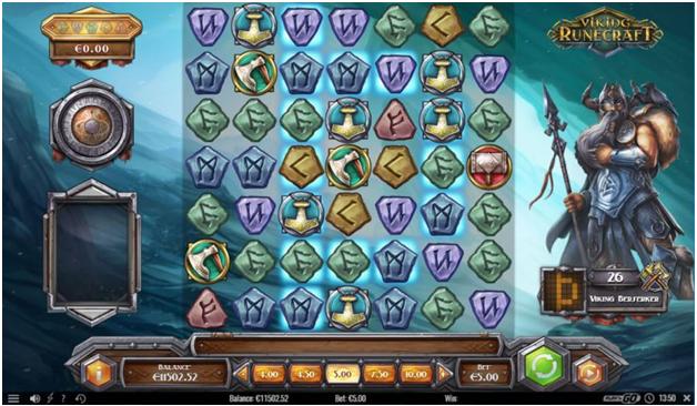 Viking Runecraft pokies