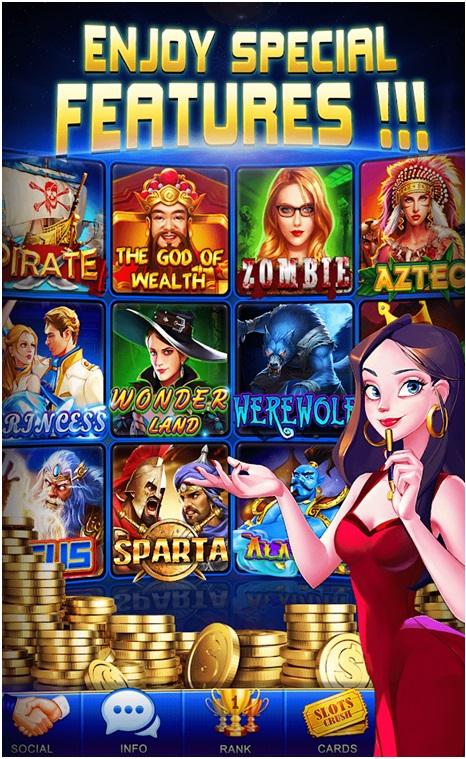 Slots crush App