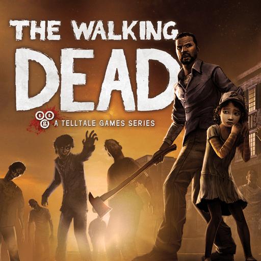 Walking Dead Game series