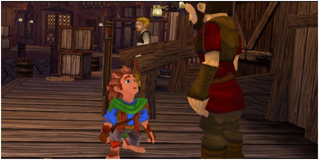 The Hobbit video game