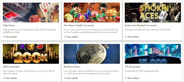 7 Reels Casino Promotions