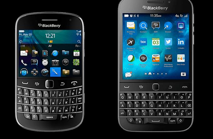 Blackberry App Notifications