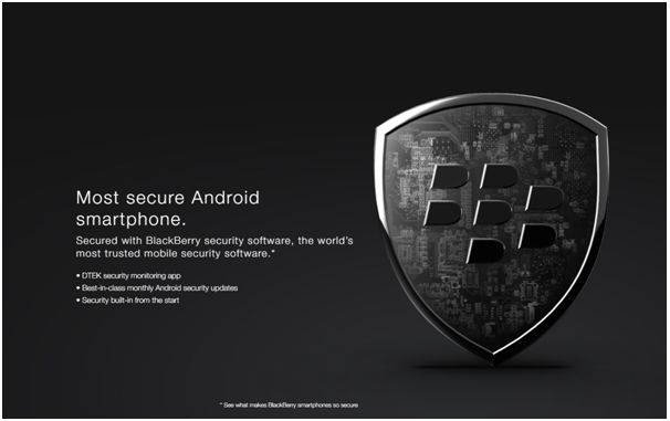 Blackberry Secure KeyOne Phone