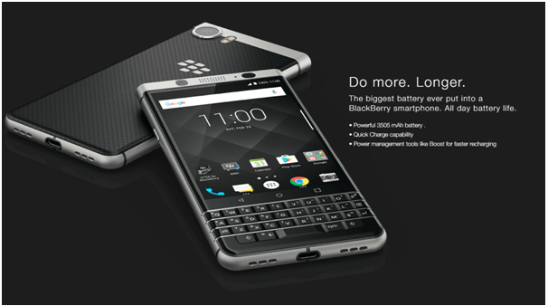 Blackberry KeyOne- Battery