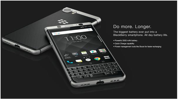 Blackberry KeyOne- Battery