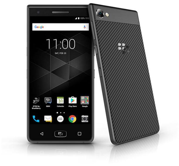 Blackberry Motion price