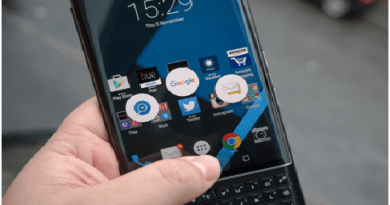 How to customize Blackberry Swipe Shortcuts