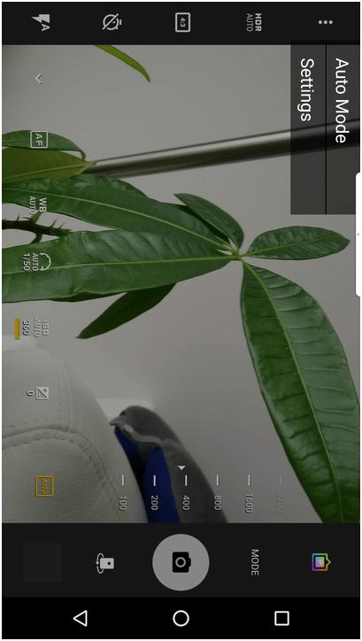 Manual Mode for better photos