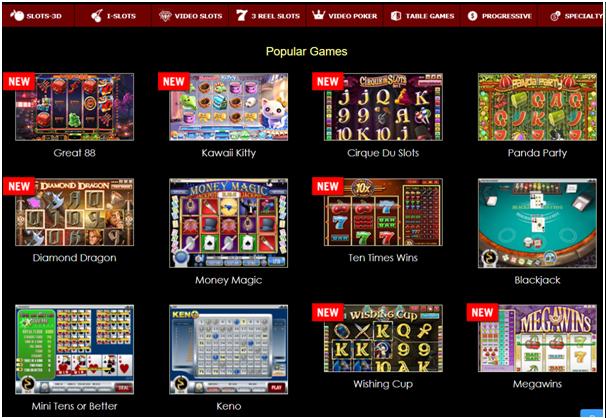 Superior casino Australia- Pokies to play
