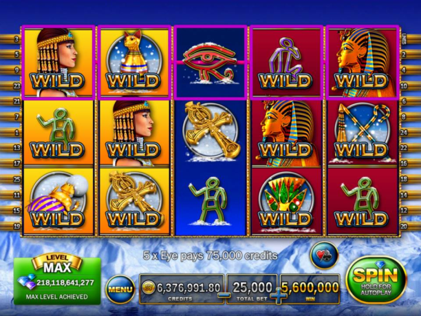 Pharaohs way microgaming pokies