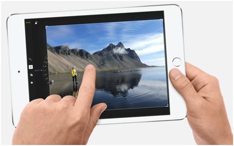 iPad Screen