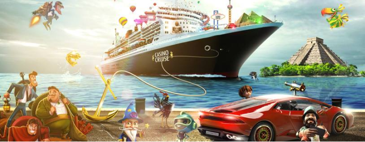 Casino Cruise iPad