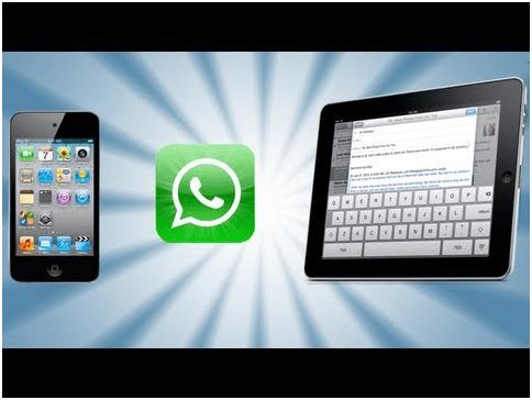 WhatsApponiPad