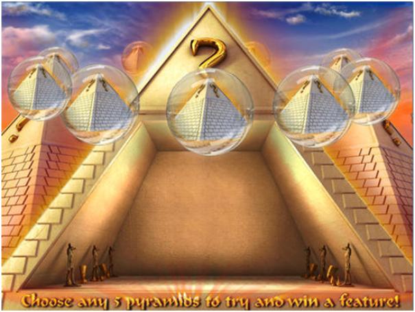 Pyramid Pays 2