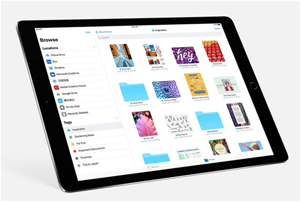 iPad 10.5 specifications