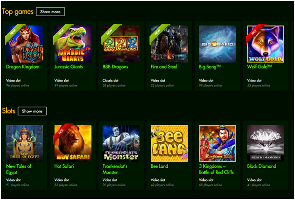 7 spins casino games for iPad