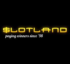 Slotland logo