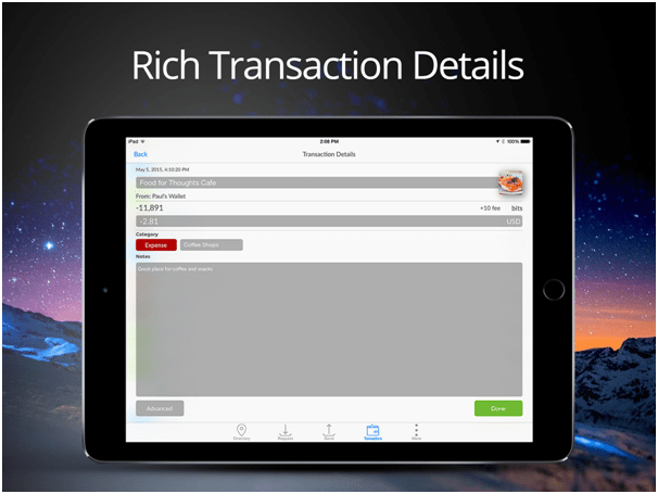 How to buy and sell Bitcoins with your ipad