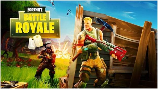 Fortnite battle royale for iPad