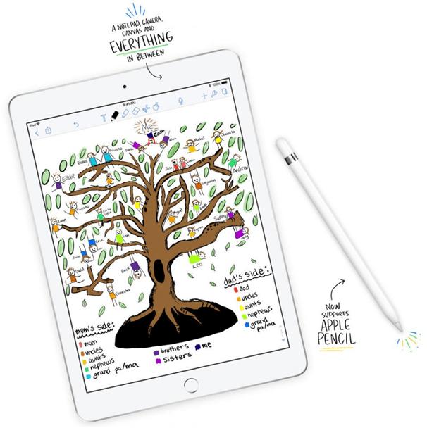 New 9.7-inch iPad- Australia