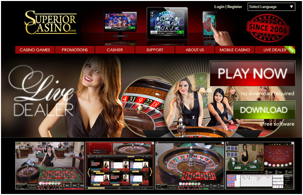 Five best iPad Live casinos to play live dealer tables with