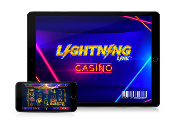 Lightening Link app iPad