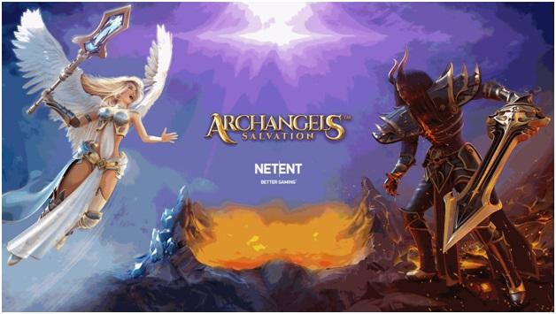 Archangels: Salvation pokies