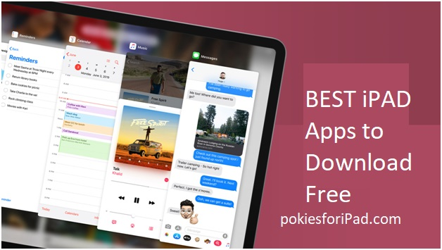 Best iPad apps to download free