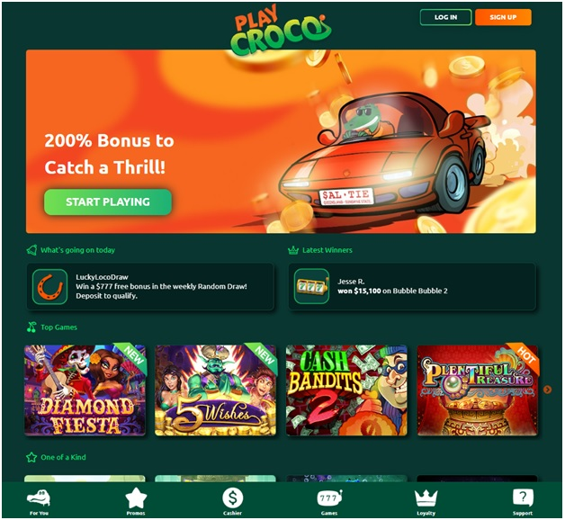 New iPad casino in Australia with bonus coupons