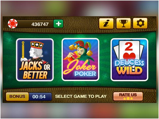 Real money online Video Poker Apps
