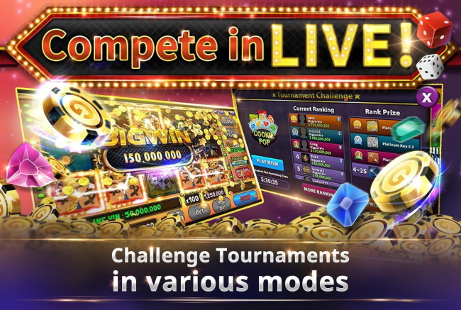 Android Social Casino Apps