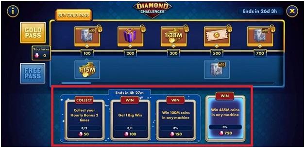 Diamond Challenges
