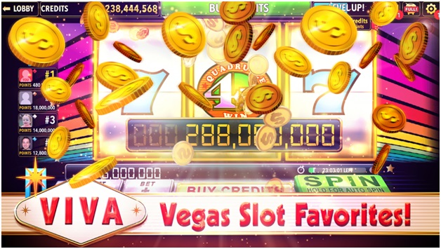 Viva slots game