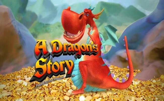 A Dragon's Story- 6 fairy tale-themed pokies