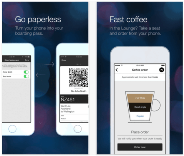 Now You Can Scan Your Passport With The New Air New Zealand App