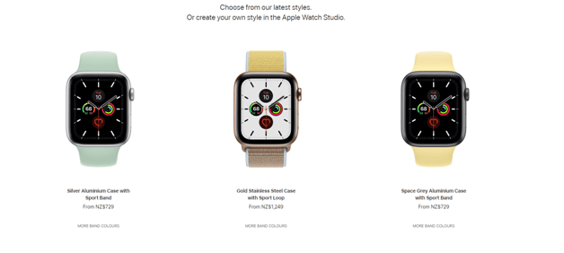 cellular plan for Apple watch
