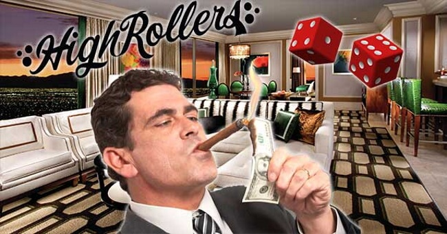 Be a Non-Gambling High Roller