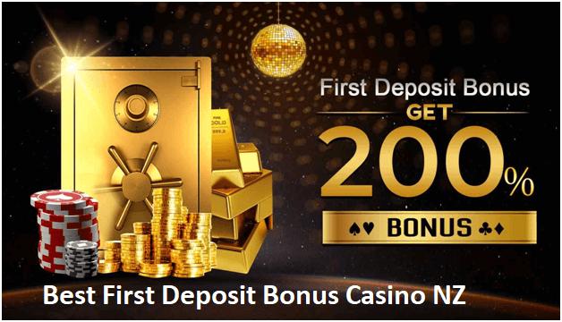 Best first deposit bonus casino nz