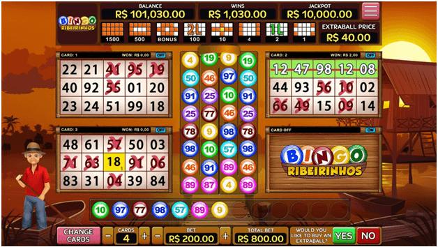 Bingo Riberihinos